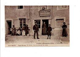 PUY DE DOME - FAYET-RONAYE LA POSTE (PHOTO) - Francia