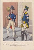 Uniformes Du 1er Empire Chef Du 4eme Régiment En Tenue De Fantaisie ( Tirage à 400 Ex ) - Uniformen