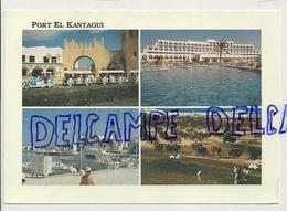 Tunisie. Port El Kantaoui. Port Jardin. Cart Mosaïque. Petit Train, Golf,... - Tunisie