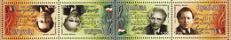 Romania, 2006, Composers, 4 Stamps - 1948-.... Republieken