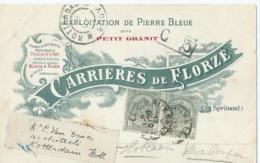 Sprimont - Florzé - Carrières De Florzé - Exploitation De Pierre Bleue - Rocher - Sprimont