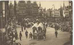 Antwerpen - Anvers - Juweelenstoet - Indiê - Draagstelsels - L'Inde - Systèmes De Portage - 1923 - Antwerpen