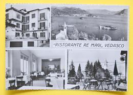 Cartolina Ristorante Re Magi Vedasco 1966 - Verbania