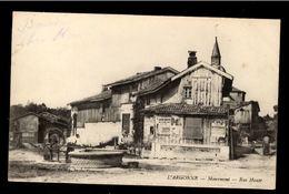 51 -  MOIREMONT (Marne) - Rue Haute - Otros Municipios