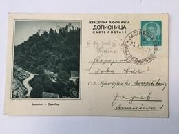 AK   CARTE POSTALE   SAMOBOR   1938 - 1931-1941 Regno Di Jugoslavia