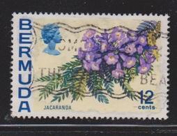BERMUDA Scott # 263 Used - Flowers - Bermuda