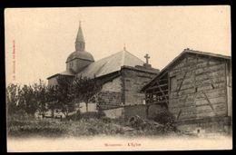 51 -  MOIREMONT (Marne) - L'Eglise - Otros Municipios