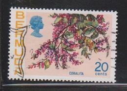BERMUDA Scott # 323 Used - Flowers - Bermuda