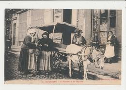 31 TOULOUSE LA MARCHANDE DE LEGUMES CPA BON ETAT - Toulouse