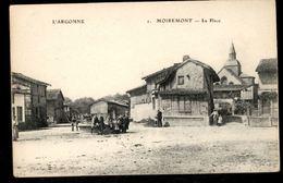 51 -  MOIREMONT (Marne) - La Place - Otros Municipios