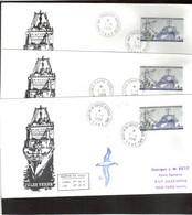 12 - TAAF PO136 Du 1.1.1988 Première Date D'utilisation Dans Les 3 Districts - CROZET - KERGUELEN - St PAUL. - Französische Süd- Und Antarktisgebiete (TAAF)
