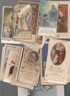Lot De 47 Images Religieuses  En Couleur  (PPP0717) - Imágenes Religiosas