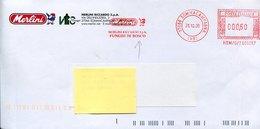 45986 Italia, Red Meter Freistempel Ema, 2006,sommacampagna Merlini,forest Mushrooms,waldpilzechampignons - Affrancature Meccaniche Rosse (EMA)