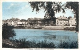 N°74055 -cpa Lagny Thorigny -quai Paul Moreau- - Lagny Sur Marne