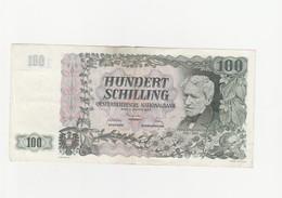 Banknote, Austria, 100 Schilling, 1954, 1954-01-02 - Austria