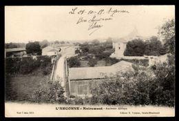 51 -  MOIREMONT (Marne) - Ancienne Abbaye - Otros Municipios