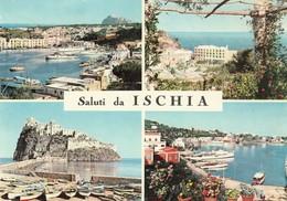 9456-SALUTI DA ISCHIA(NAPOLI)-FG - Saluti Da.../ Gruss Aus...
