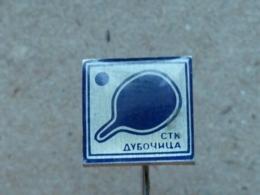 LIST 118 - Table Tennis, Tennis De Table, Dubocica, Leskovac, SERBIA, Club - Table Tennis