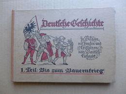 Adolf & Otto Baitsch - Deutsche Geschichte. Ein Hilfsbuch Für Den Geschichtsunterricht. 1 Teil: Bis Zum Bauernkriege - Livres, BD, Revues