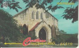 ANTIGUA & BARBUDA(GPT) - Gilberts Memorial Methodist, CN : 18CATC(SB-Ls, 0 With Barred), Tirage 2200, Used - Antigua En Barbuda