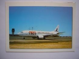 Avion / Airplane / TACV / Boeing B 737 / Airline Issue - 1946-....: Era Moderna