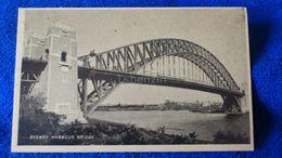 Sydney Harbour Bridge Australia - Sydney