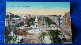 Lisboa Avenida Da Liberdade Portugal - Lisboa