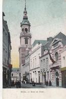 MONS /  RUE DE NIMY  1909 - Mons