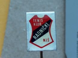 LIST 118 - Table Tennis, Tennis De Table, RADNICKI, NIS, SERBIA, CLUB - Table Tennis