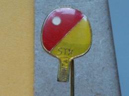 LIST 118 - Table Tennis, Tennis De Table, SENTA, SERBIA, CLUB - Table Tennis