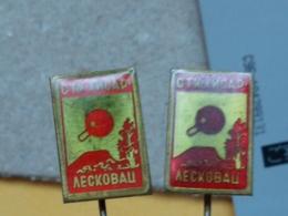 LIST 118 - Table Tennis, Tennis De Table, HISAR LESKOVAC SERBIA, CLUB - Table Tennis