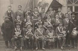 CPA 71 (Saône Et Loire) CRECHES Sur SAÔNE / CARTE PHOTO DES CONSCRITS DE LA CLASSE 1931 / BON PLAN - Autres Communes