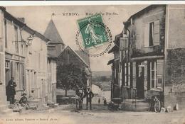 VANDY  Rue De La Poste - France