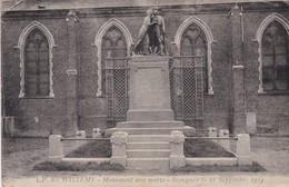 59 / WILLEMS / MONUMENT  AUX MORTS - Autres Communes