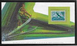 Thème Ski Nautique - Jeux Olympiques - Sports - Document - Water-skiing