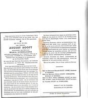 A.HOOFT °KNESSELAERE 1877 +1957 (M.DOBBELAERE) - Religion & Esotericism