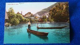 Jajce Jezero-See Bosnia And Herzegovina - Bosnia Erzegovina