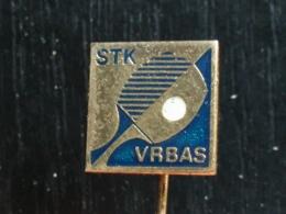 LIST 119 - Table Tennis, Tennis De Table,VRBAS, SERBIA - Table Tennis