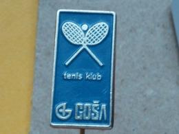 LIST 119 - Tennis, GOSA, SMEDEREVSKA PALANKA, SERBIA, CLUB - Tennis