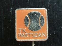 LIST 119 - Tennis, PARTIZAN, SERBIA, CLUB - Tennis