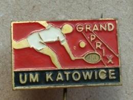 LIST 119 - Tennis GRAND PRIX KATOWICE - Tennis