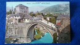 Mostar Römerbrücke Bosnia And Herzegovina - Bosnia Erzegovina