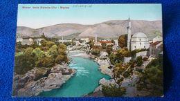 Mostar Beide Narenta-Ufer Bosnia And Herzegovina - Bosnia Erzegovina