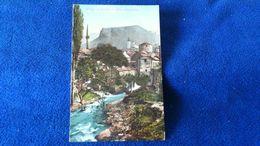 Mostar Wasserfalle Bosnia And Herzegovina - Bosnia Erzegovina