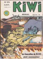 KIWI 374. Juin 1986 - Kiwi
