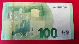 FRANCE 100 EURO - U002E1 - CHARGE 03 - Série Europa - U002 E1 - UA4039727844 - UNC NEUF - 100 Euro