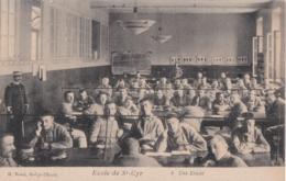 Bu - Cpa Ecole De St Cyr - Une Etude - St. Cyr L'Ecole
