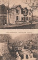 Beaufort , Hôtel Et Restaurant Du Müllerthal , M. Hourt - Suisse  Luxembourgeoise,cachet Convoyage Echternach-Ettelbruck - Muellerthal