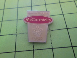 613d Pin's Pins / Beau Et Rare / THEME : JEUX OLYMPIQUES / McCORMICK'S OFFICIAL SUPPLIER - Olympic Games