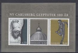 +H818. Denmark 2006. Ny Carlsberg Glyptotek. Bloc. MNH(**) - Blocs-feuillets